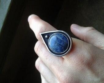 Kyanite Ring, Size 8