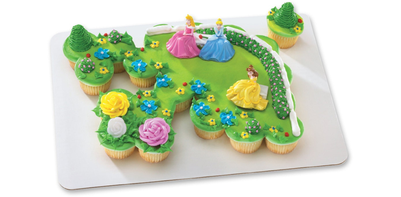 Disney Princess Cake Decoration Kit : Disney Princess Cake Decoration Kit / Cake Topper