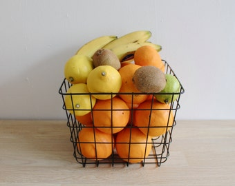 Squared Fruit Basket
