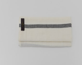 Washed Linen Napkin Rusne - Set of 2