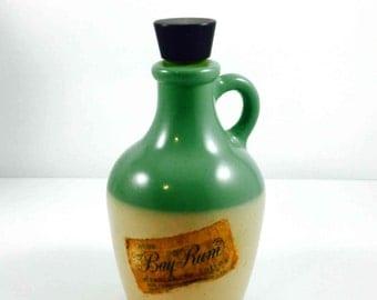 Avon Bay Rum Bottle,Old perfume bottles,decanter,Old Avon bottles,perfume bottle,keepsake,vintage avon,avon collectible,vanity bottles
