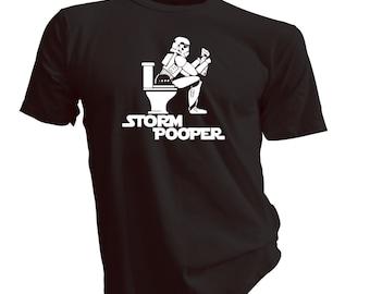 Storm Pooper T Shirt