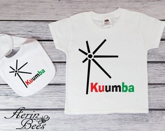 Kuumba Principle - Kwanzaa Bodysuit - Toddler Tee Shirt - Kwanzaa Toddler T Shirt - Youth Tee Kwanzaa - KW1512