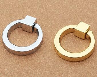 Lovely Gold Dresser Pulls Knobs Drawer Knobs Pulls Handles Drop Ring Pulls Silver  Black Kitchen Cabinet Pulls Knobs Pull Handles Modern Hardware