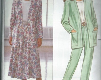 Vintage Sewing Pattern - Butterick #4469, Size XS-S-M