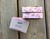 Hand Crafted Bar Soap - Ginger Peach