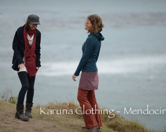 Hemp Leggings with Organic Cotton and Lycra, Year round leggings by Karuna Clothing™