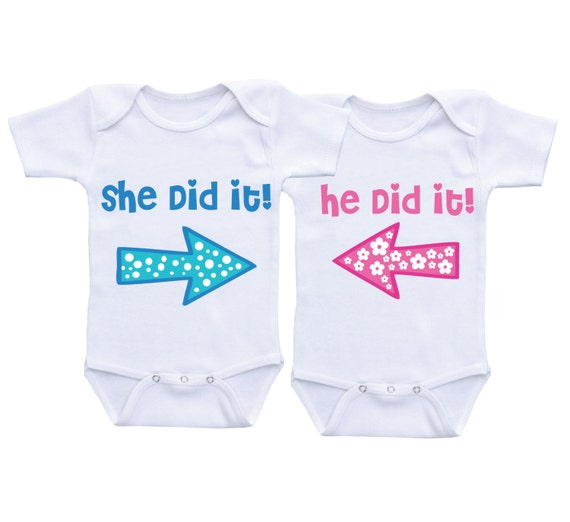 Baby Gift Sets For Twins : Funny twin onesies matching outfittwins onesietwin baby