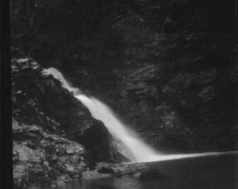 Lower Brasstown Falls