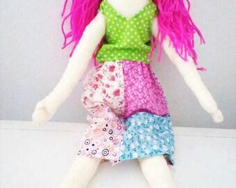 Sweet little doll