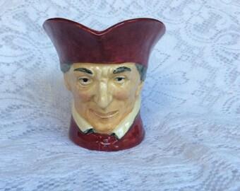 Royal Doulton Character Jug, Cardinal