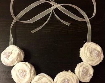 Romantic Six Flowers Necklace