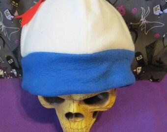 Stay Puft Marshmallow Man Inspired Halloween Hat Beanie