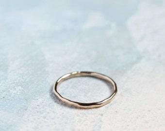 gold ring, stacking rings, gold stacking rings,  gold ring band, gold ring set, skinny stacking ring