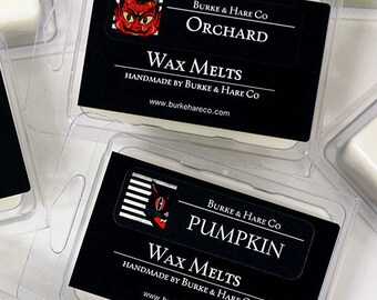 Halloween - Wax Melt - Cider - Apples - Spice