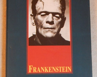 Frankenstein or Modern Prometheus, 1995 Mary Shelley, Konemann, Hard cover book with dust jacket