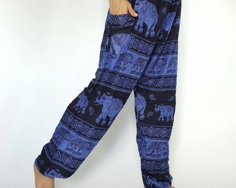 CH0026 Aladdin Pants Maxi Pants Boho Pants Gypsy Pants Rayon Pants