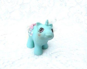 Vintage My Little Pony Newborn Baby Wiggles