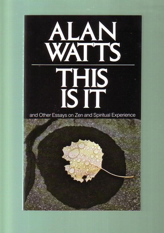 Alan watts essays