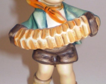 Goebel Hummel Accordian Boy 185