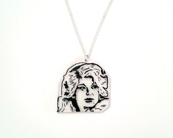 Dolly Parton Necklace, Dolly Parton Jewelry