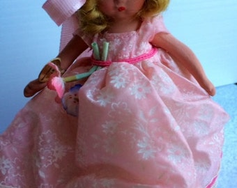 NASD Family Series Bridesmaid #87 — Two Bisque Dolls