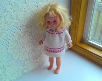 "Fisher Price 1983 My Friend Mandy 16"" doll #308001"