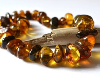 Natural Baltic Amber Necklace Huge Statement Necklace Natural Amber Jewelry
