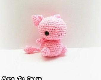 Crochet Mew Inspired Chibi Pokemon