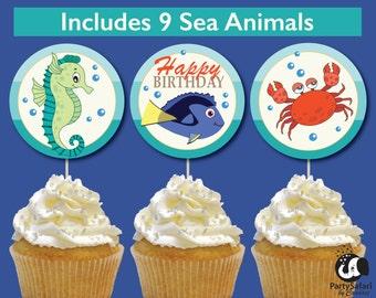 Ocean theme birthday Etsy