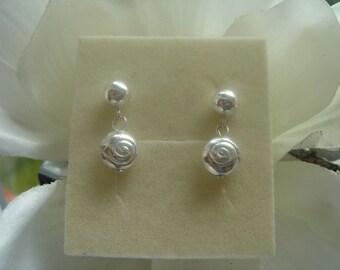 Small, shiny 925 earrings!