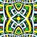 Magic Carpet - Digital Art printed on canvas