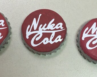 Fan Made Fallout Nuka Cola Bottle Caps