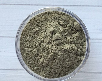 Dry Sea Clay Mask, Facial Mask, Mud Mask, facial clay
