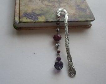 Bookmarks-bookmark-book mark-horse bookmark-fantasy bookmark-beaded bookmark-silver book mark-metal bookmark-nook bookmark-antique bookmark