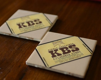 Founders KBS Stout Coaster (Set of 2)
