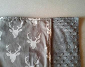 Buck Baby Blanket