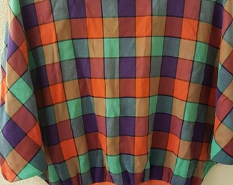 Bright and Bold 80s shirt