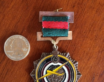 World War II 1945 Chinese Aviation Medal