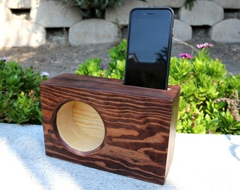 Acoustic iPhone Amplifier - iPhone Speaker