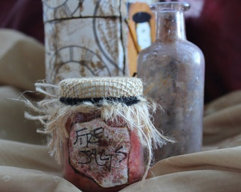 Fire Salts Decorative Potion