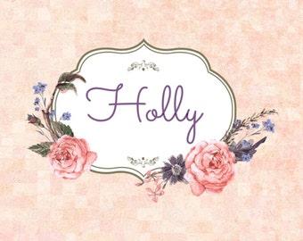 Holly Cress Order