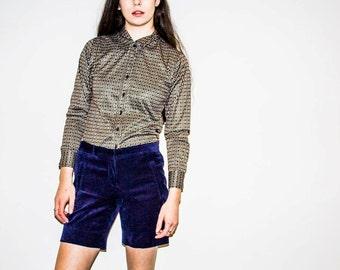 BALENCIAGA Corduroy Shorts