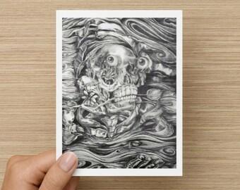 Hopeless Romantic - Post Card