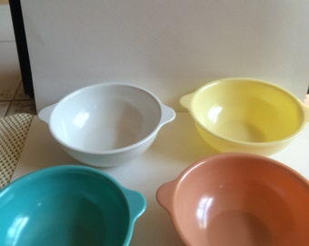 Mallo-ware bowls