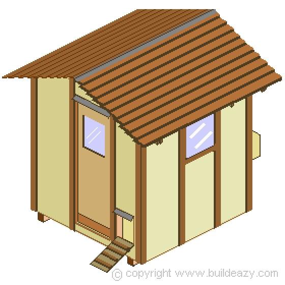 Chicken House Plans Chicken House Designs: Chicken Coop Woodworking Plans