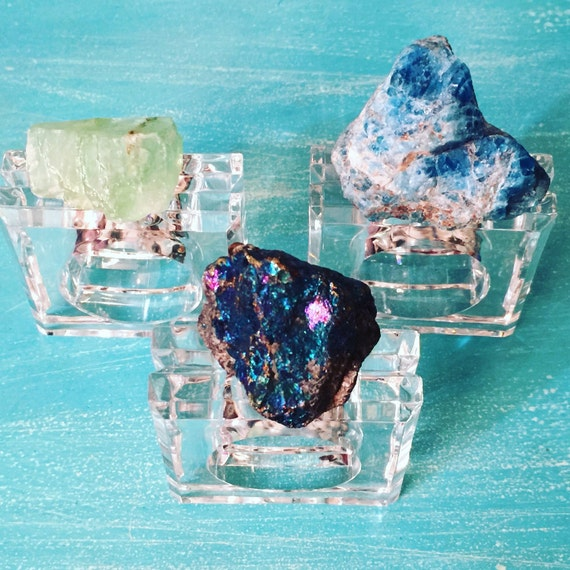 Gemstone Napkin Rings