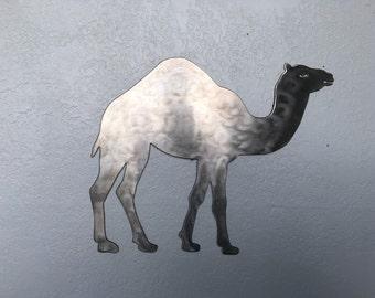 Camel - Metal Camel - Home Decor - Metal Art  - Wall Art  - Wall Hanging