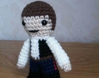 Crochet Star Wars Characters! Han Solo