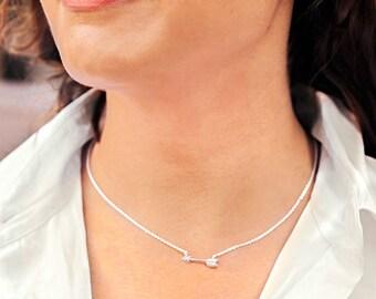 Cupid's Arrow Pendant Necklace